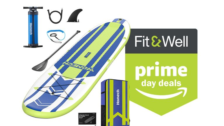 stand up paddleboard deal from Amazon