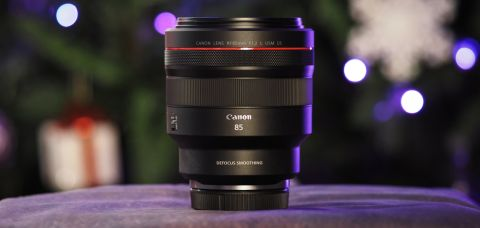 Canon RF 85mm f/1.2L USM DS review