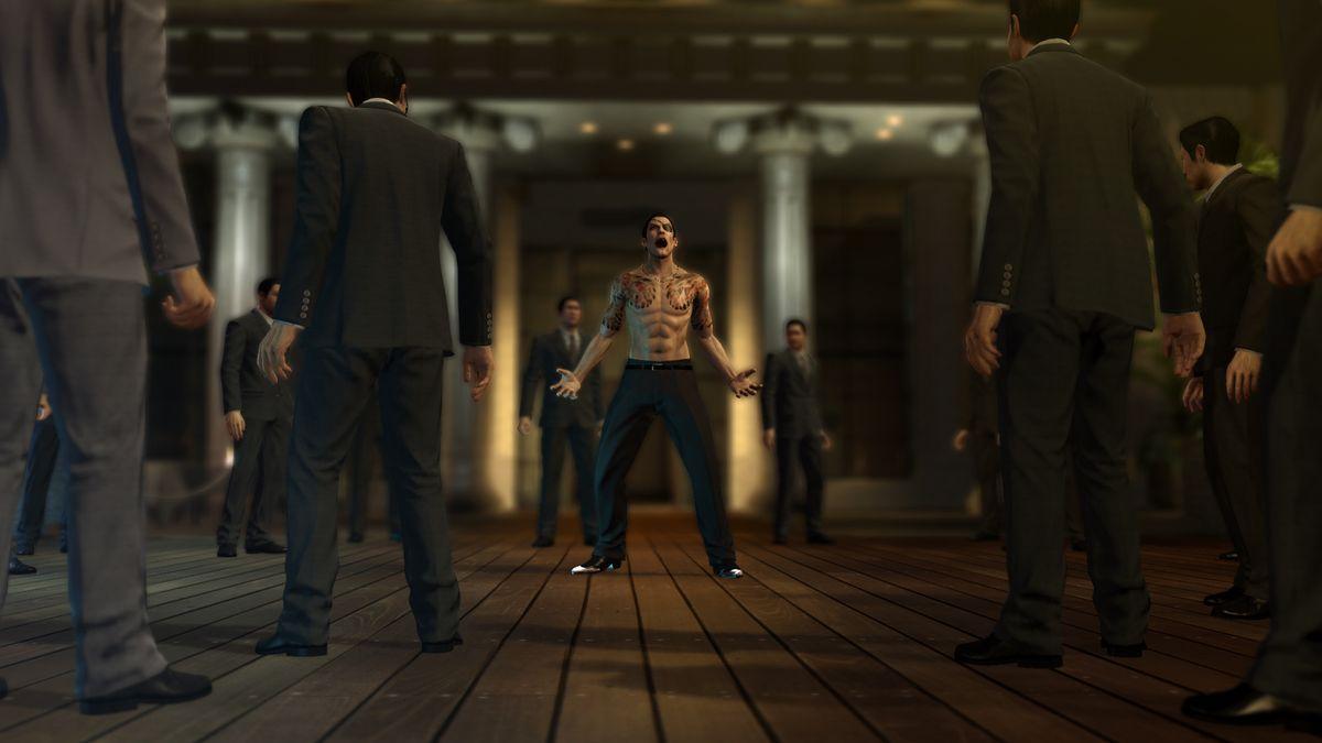Sega reveals 'Best of Japan on PC' with big-hitting games led by Yakuza 0