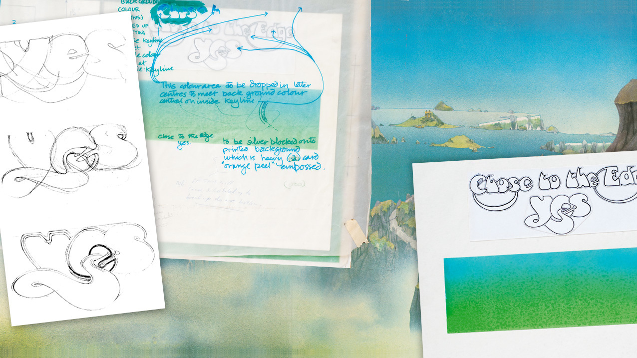 Roger Dean: How I designed the Yes classic Close To The Edge
