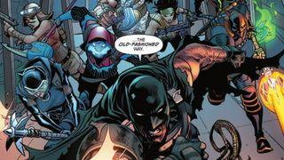 Batman/Fortnite: Zero Point #5 excerpt