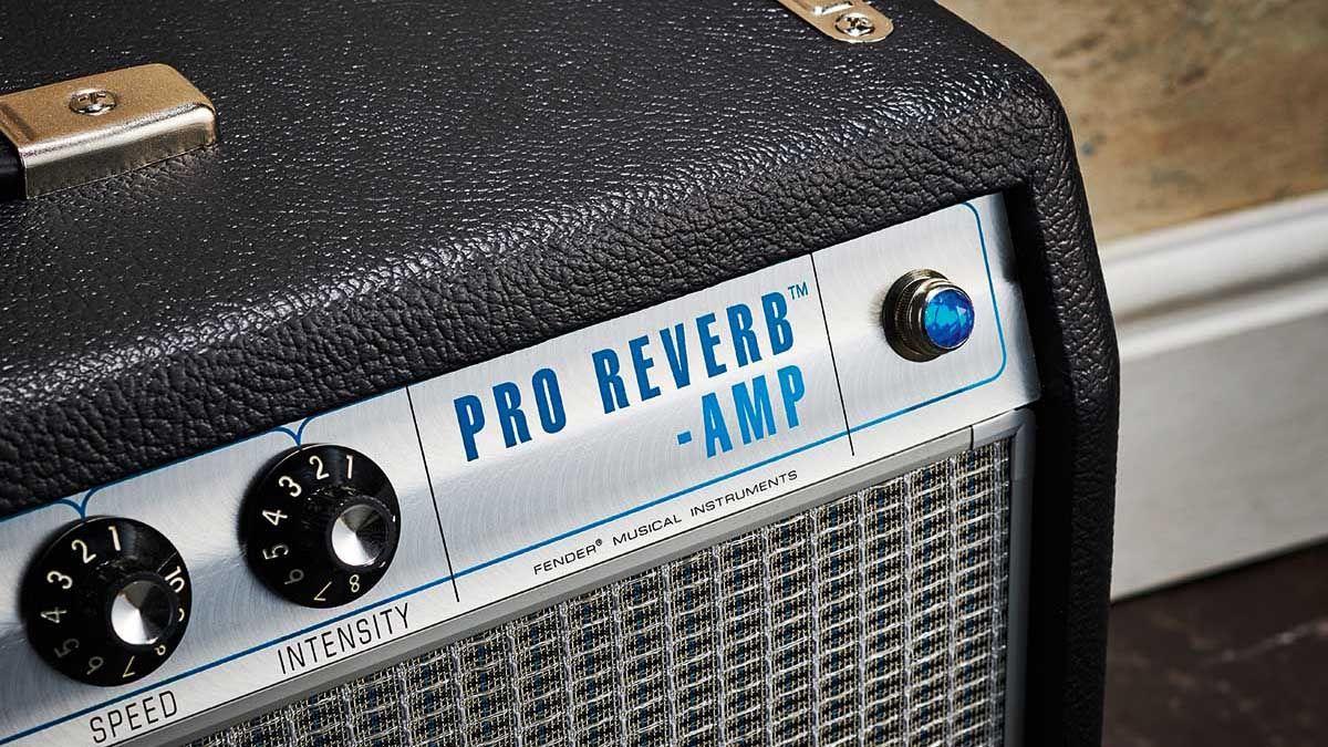 Fender '68 Custom Pro Reverb review