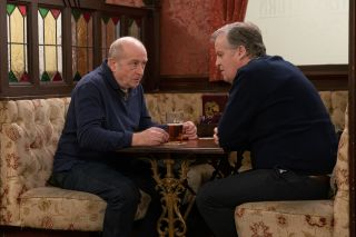 Coronation Street spoilers: Geoff Metcalfe spreads a shocking lie about Yasmeen…