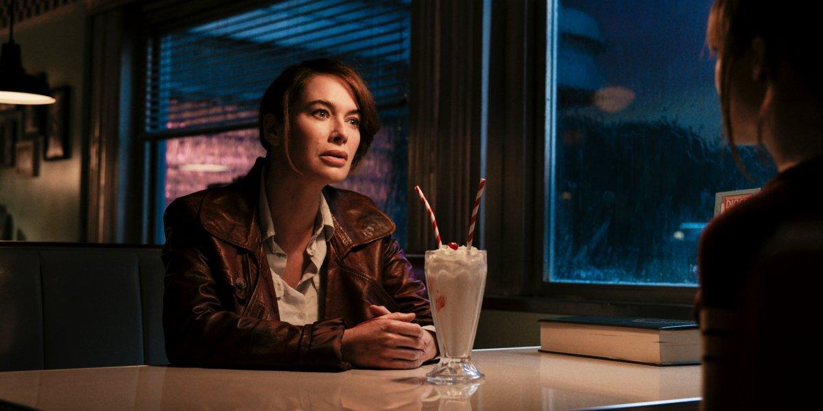 Lena Headey in Gunpowder Milkshake