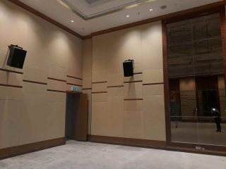 Grand Zenith Hotel Transforms Event Spaces with Harman Professional Solutions