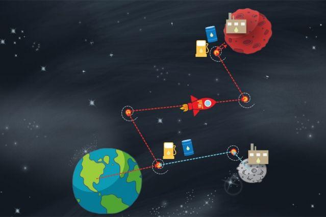 lunar bound spacecraft - photo #6
