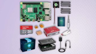 Labists Raspberry Pi 4 (4GB) Kit