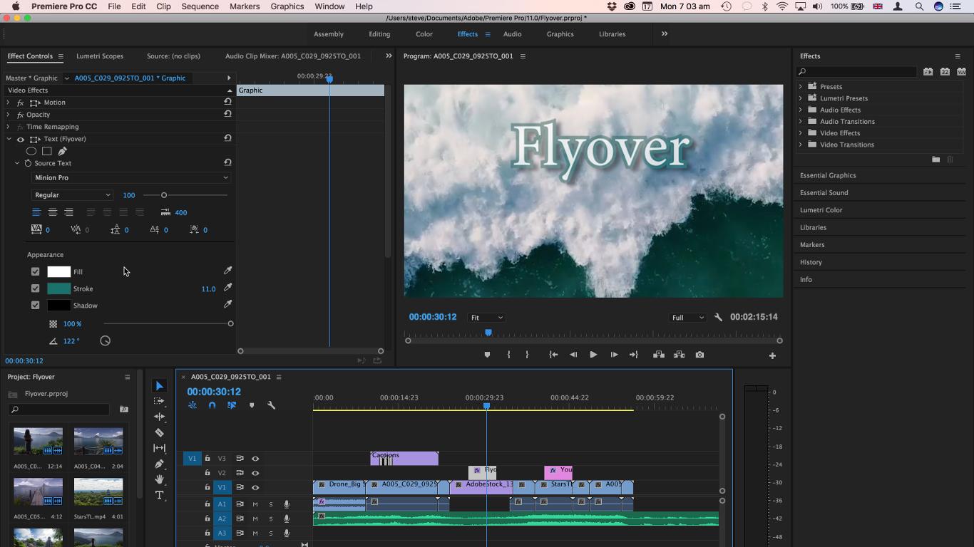 Archive Adobe Premiere Pro Cc 2013 Adobe Premiere Pro Cc 2017 Review Techradar