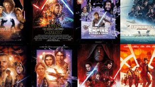 watch Star Wars movies online