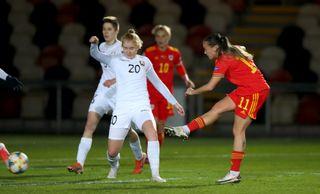 Wales v Belarus – UEFA Women's Euro 2021 Qualifying – Group C – Rodney Parade