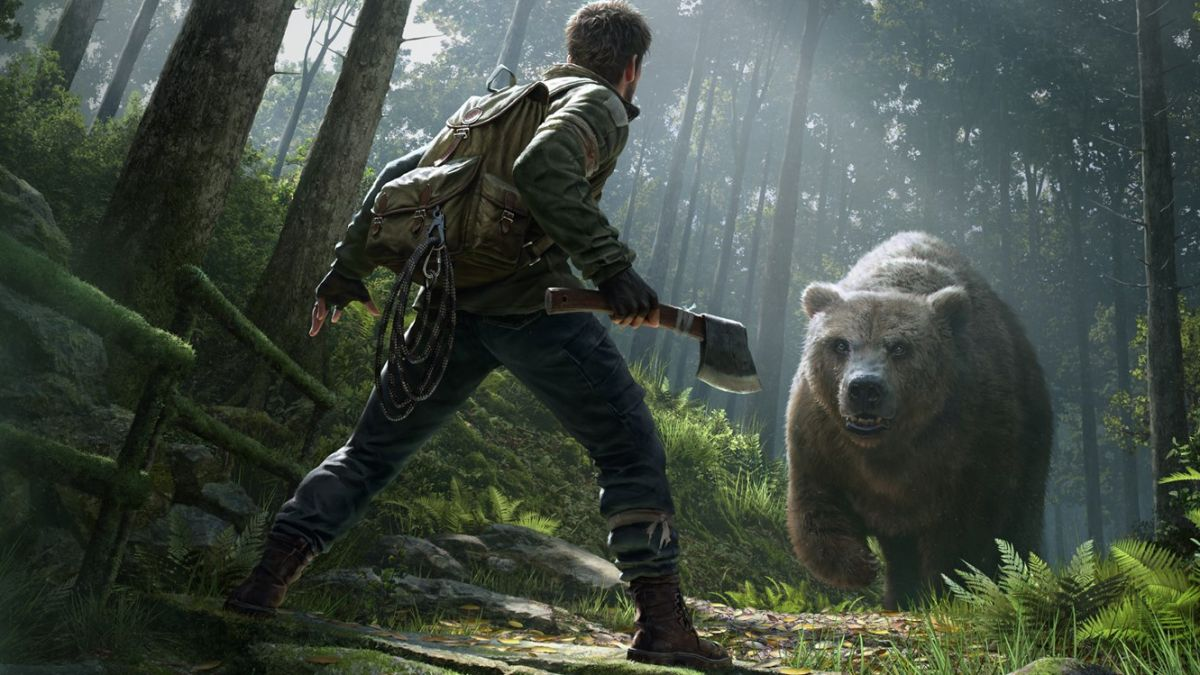 DayZ gets a new map, bears