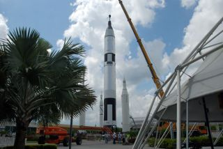Gemini-Titan Rocket Rises Again at Kennedy Space Center