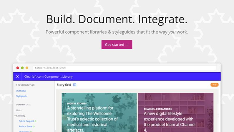 Document your design systems with Fractal | Creative Bloq