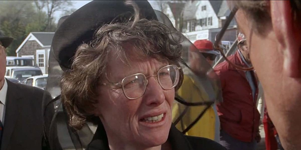 Lee Fiero as Mrs. Kitner in Jaws (1975)