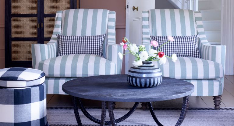 How to choose upholstery fabric - Emma Sims-Hilditch's tips