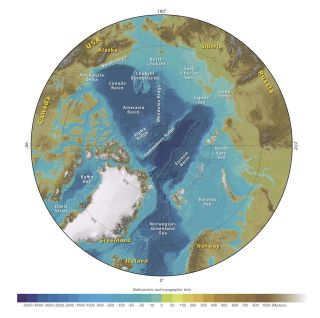 Why Is There So Much Oil in the Arctic? | Live Science
