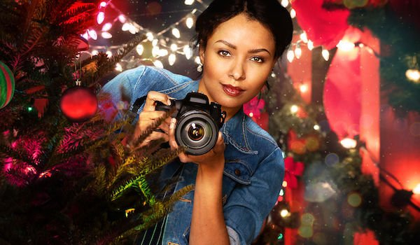 Kat Graham in The Holiday Calendar