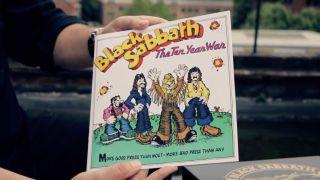 Black Sabbath The Ten Year War box set