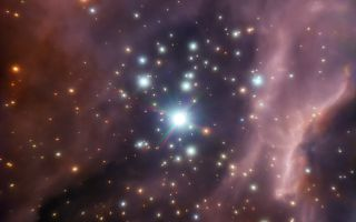 Massive Star IRS2 1920