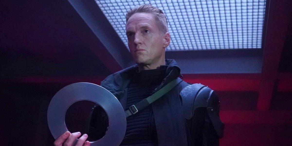 Christopher James Baker as Malachi