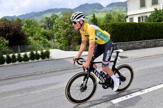 Tour de Suisse 2021 - 85th Edition - 4th stage Sankt Urban - Gstaad 171 km - 09/06/2021 - Mathieu Van Der Poel (NED - Alpecin-Fenix) - photo Peter De Voecht/PN/BettiniPhoto©2021