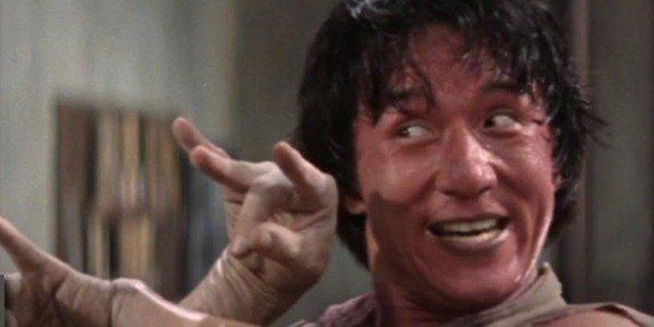 Jackie Chan - Drunken Master