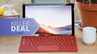 Surface Pro 7 with keyboard now $699