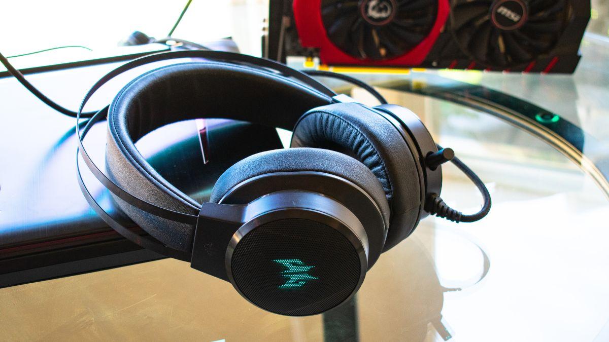 Renewed Acer Predator Galea 500 Over-The-Head Headset