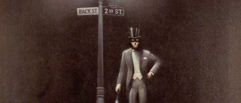 Back Street Crawler: 2nd Street