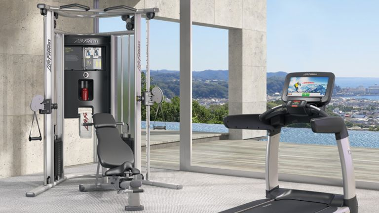 Life Fitness G7 multi gym home gym
