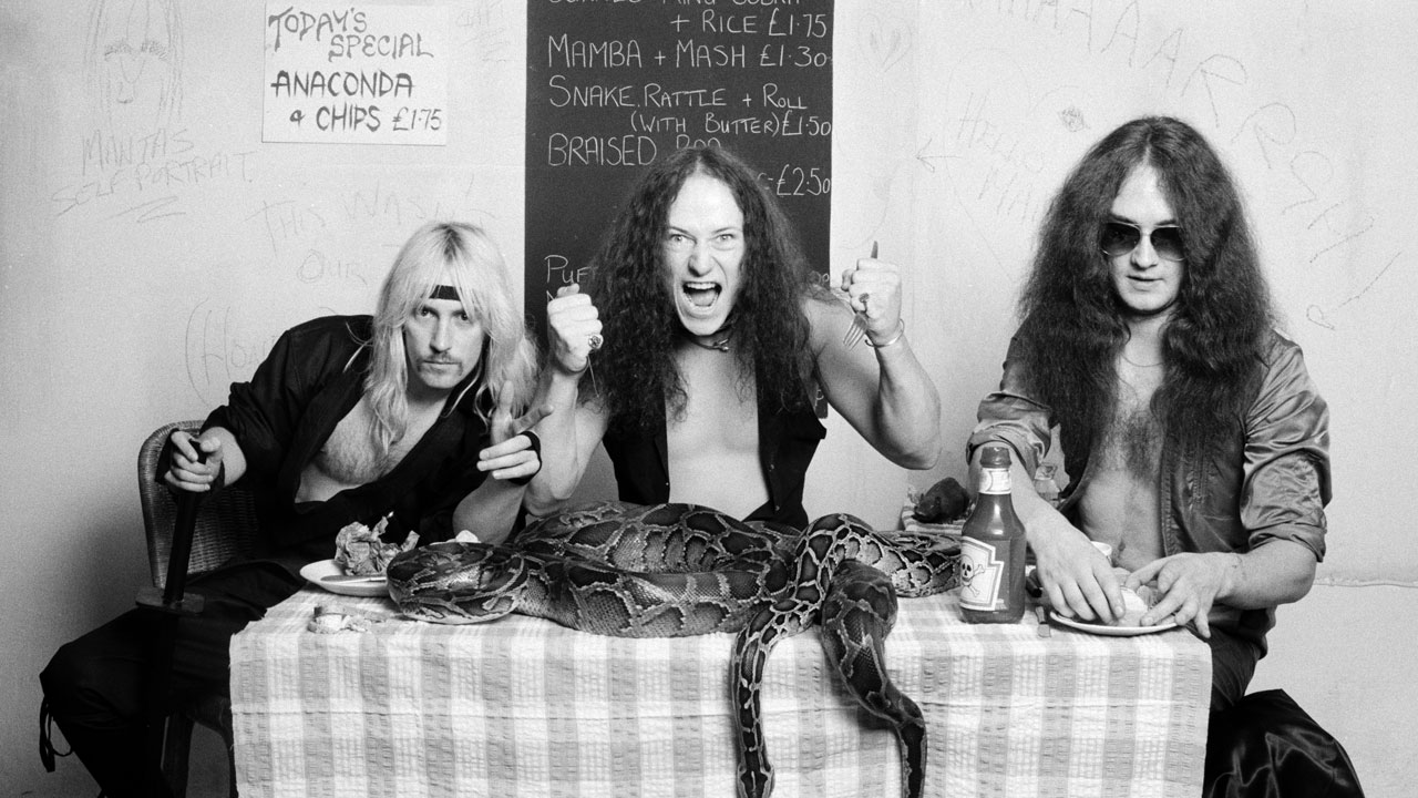 11d9d199a74e The true story of Venom, the most influential NWOBHM band of them all |  Louder