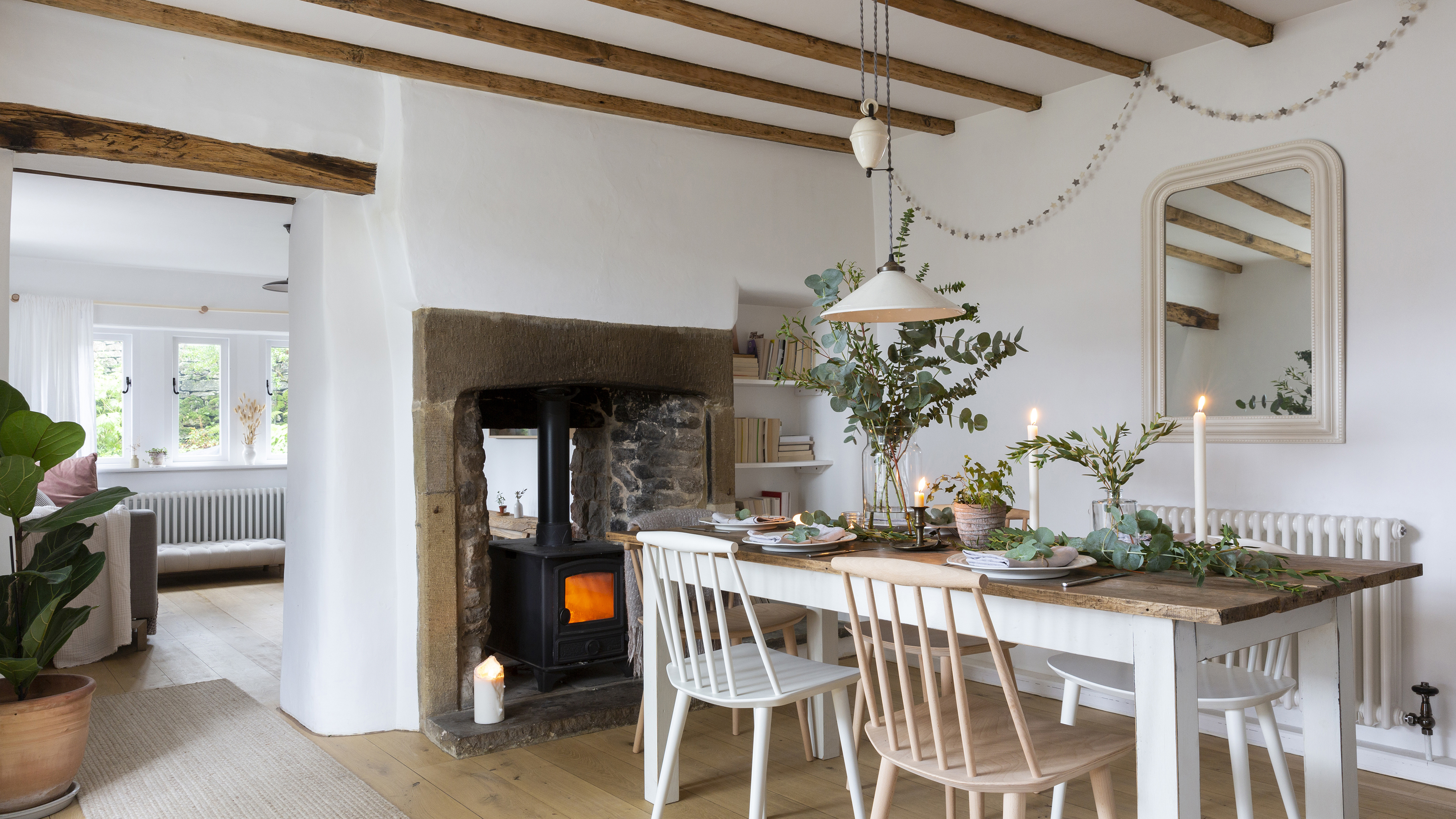 Real home a Victorian country cottage with simple Scandi style ...