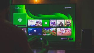 Xbox Series X profile colors