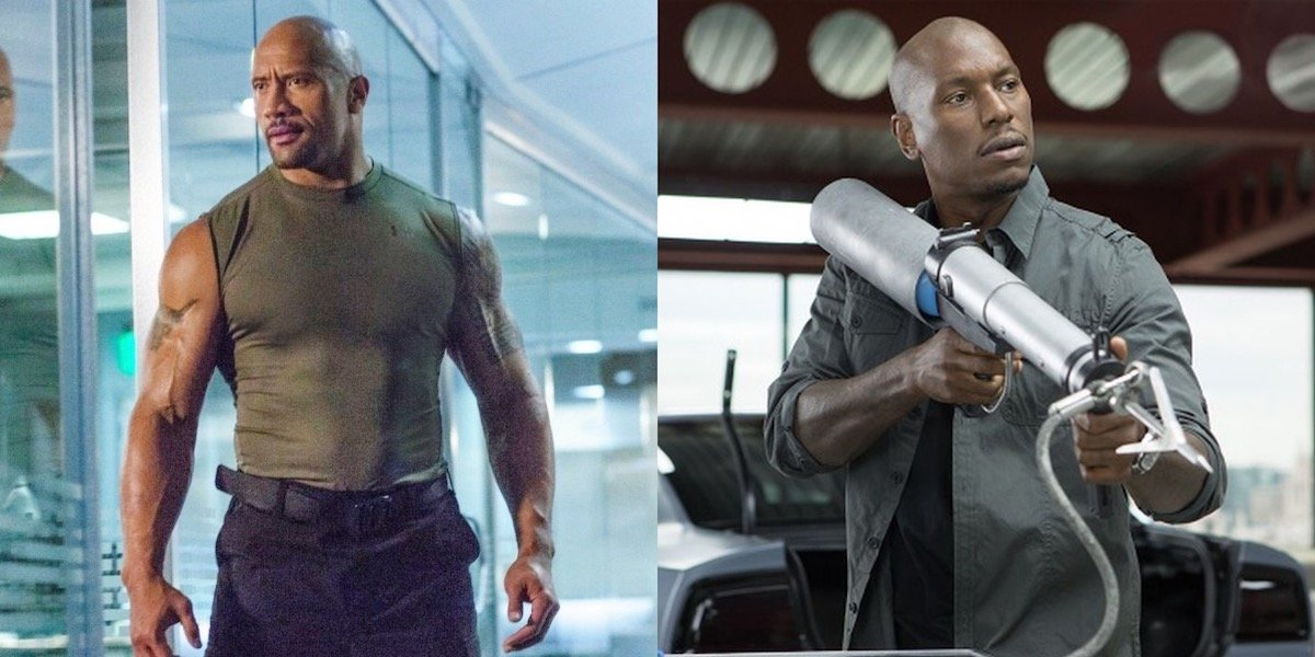 Dwayne Johnson And Tyrese Gibson's Fast And Furious Feud Is Officially Over