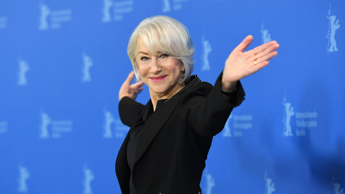 The simple stretch Helen Mirren recommends doing five times a day