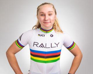 Megan Jastrab (Rally Cycling)