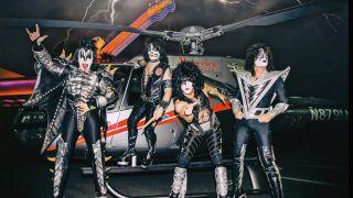 Kiss Rocks Vegas poster