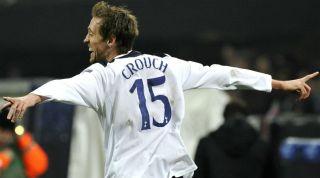 Peter Crouch Tottenham Hotspur