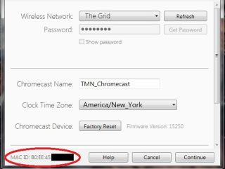 How to Find Google Chromecast's MAC Address | Tom's Guide
