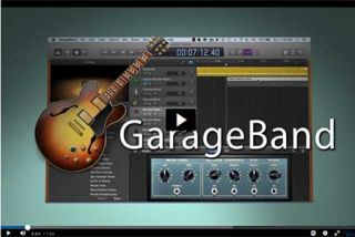 Video Tutorial: GarageBand 10 (Mavericks) Training