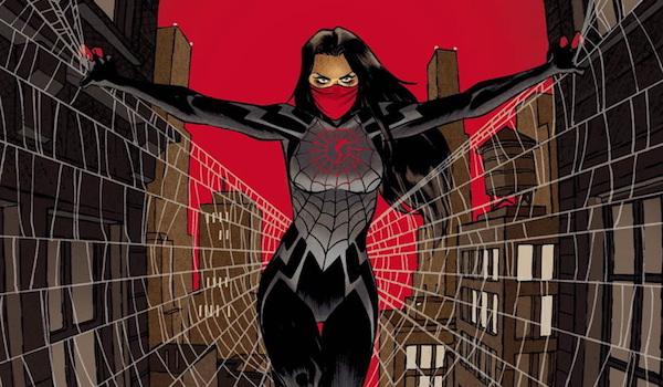 Spider-Man Silk