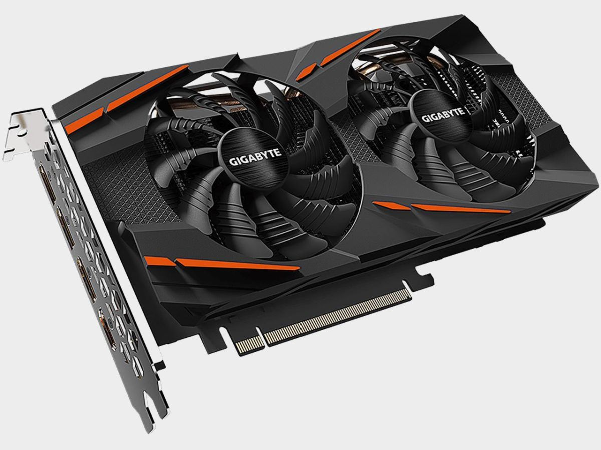 Gigabyte's Radeon RX 590 graphics card is just $170 right now