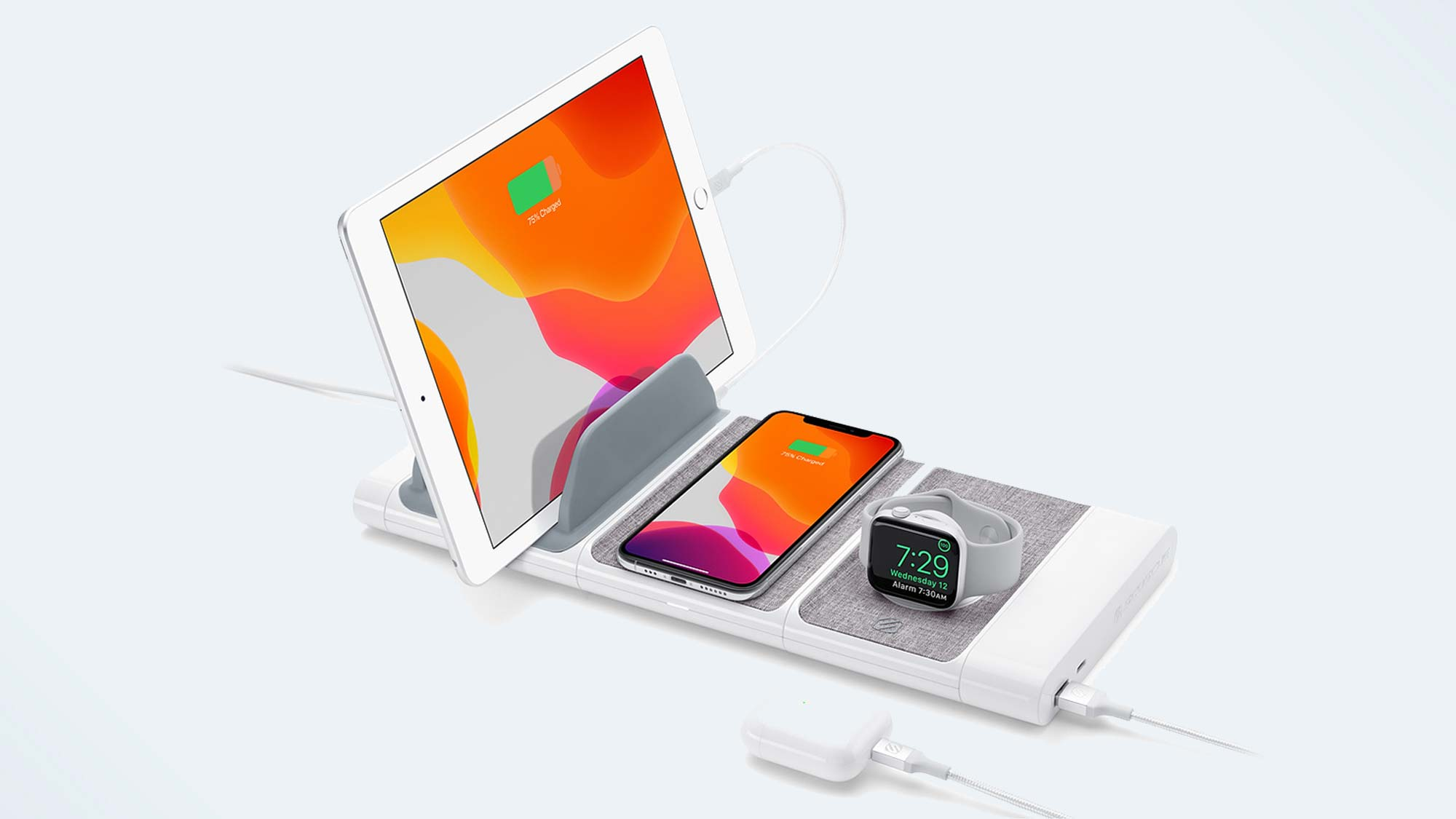 best iphone 12 accessory Scosche BaseLynx Modular Charging System Pro Kit