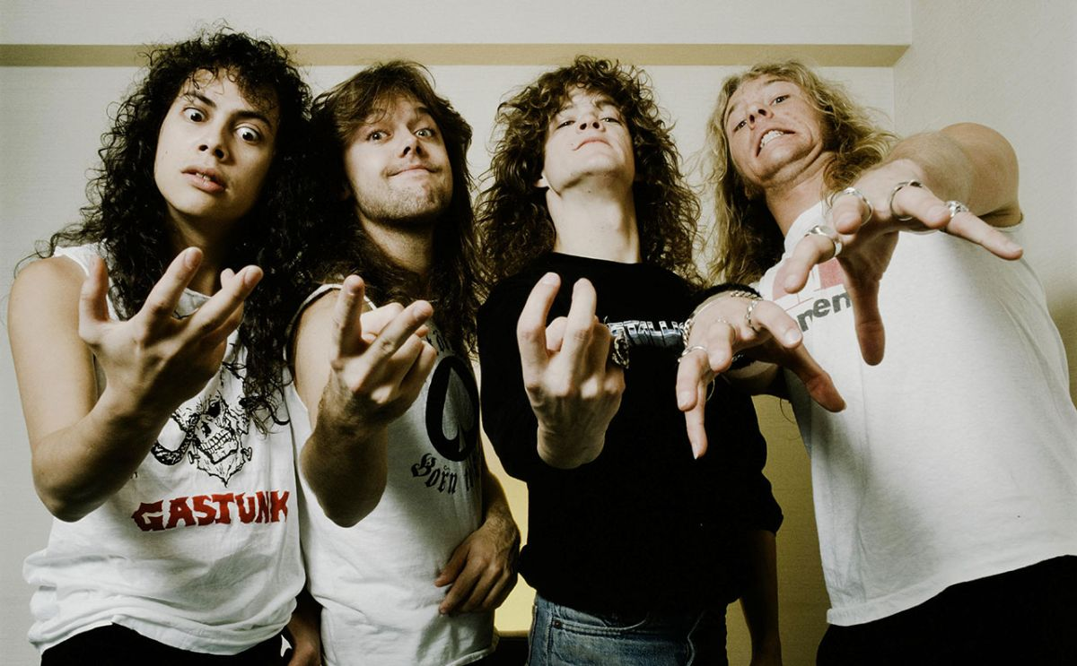 How the Garage Days EP pulled Metallica back from the brink