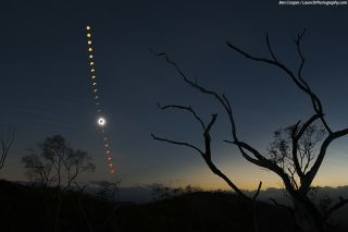 Total Solar Eclipse 2012 Ben Cooper