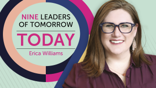 Erica Williams, SCN: The Nine 2021