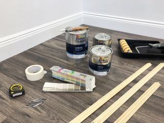 DIY tips, feature wall kit