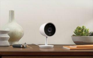 Nest Cam IQ google home smart home devices