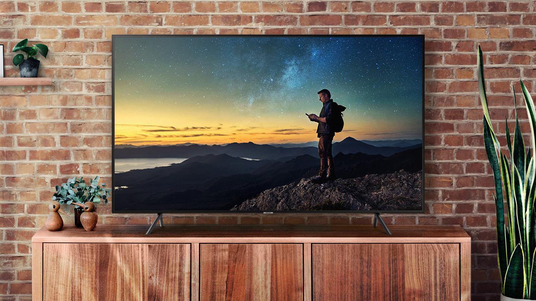Best Samsung: NU7100 Series UHD TV