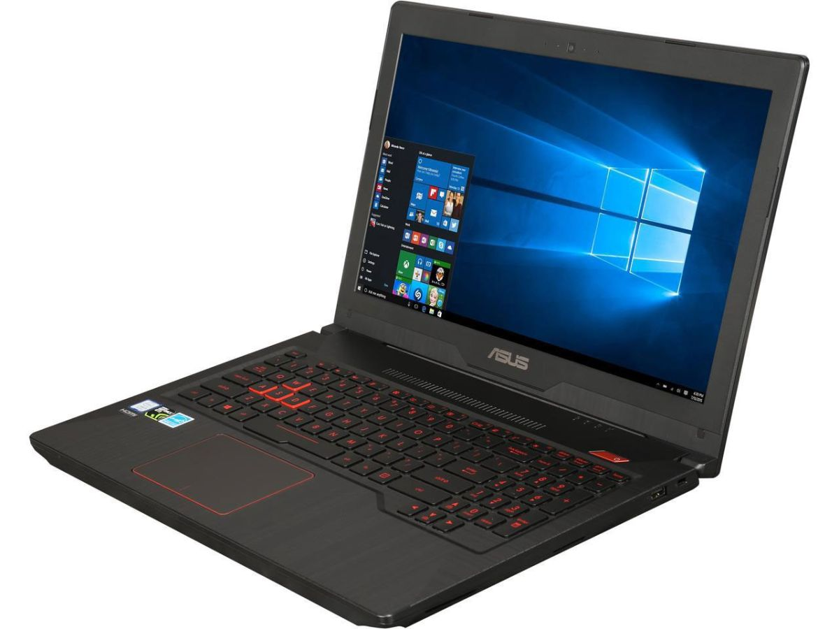 This 15 6 Inch Gaming Laptop With A Geforce Gtx 1050 Is On